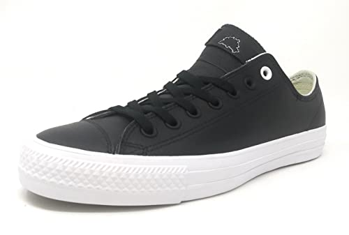 1f179eae396d Image Unavailable. Image not available for. Color  Converse CTAS Pro OX  Black Black White ...