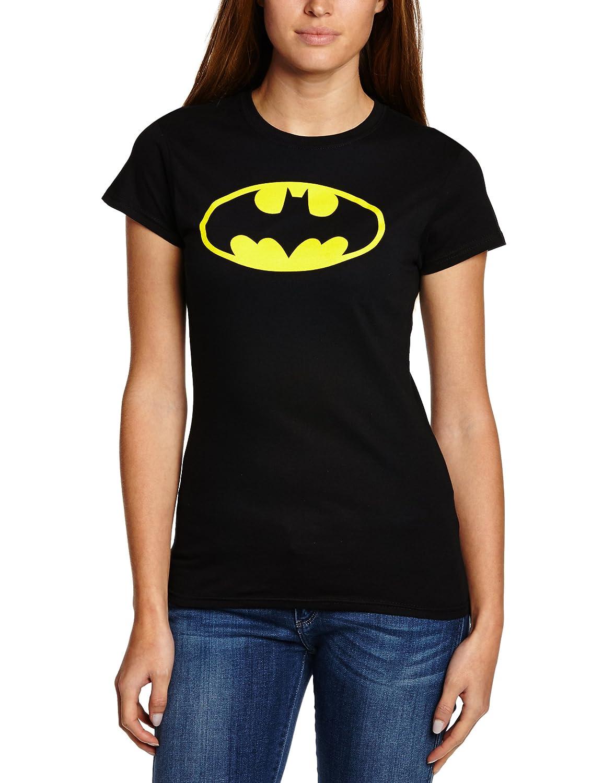 Collectors Mine Batman Logo, T-Shirt da Donna CID