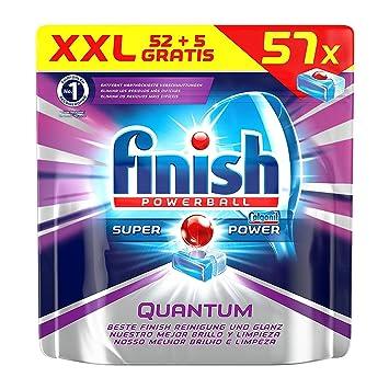 Pastillas para lavavajillas con de la marca Finish, modelo ...