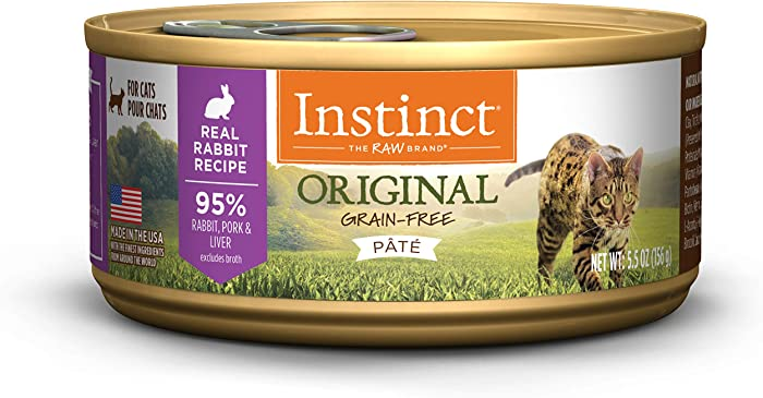 The Best Instint Cat Food 55