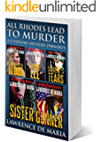 ALL RHODES LEAD TO MURDER!: A 5-Volume Alton Rhode Mystery Omnibus (English Edition)