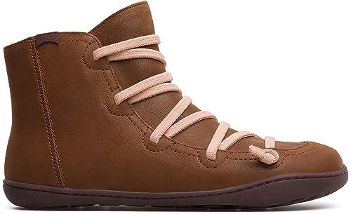 Camper Peu, Zapatillas Altas para Mujer: Amazon.es: Zapatos y complementos