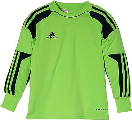 adidas Camiseta de Portero para niño Revigo 13 Goal Keeper, otoño/Invierno, Infantil, Color Amarillo - Macaw/Punjab, tamaño 15 años (164 cm): Amazon.es: Ropa y accesorios