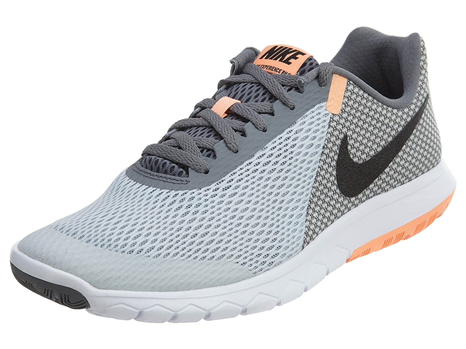 NIKE Women's Flex Experience RN 6 Running Shoe B01K2K2YFG 11 B(M) US|Platinum/White/Cool Grey