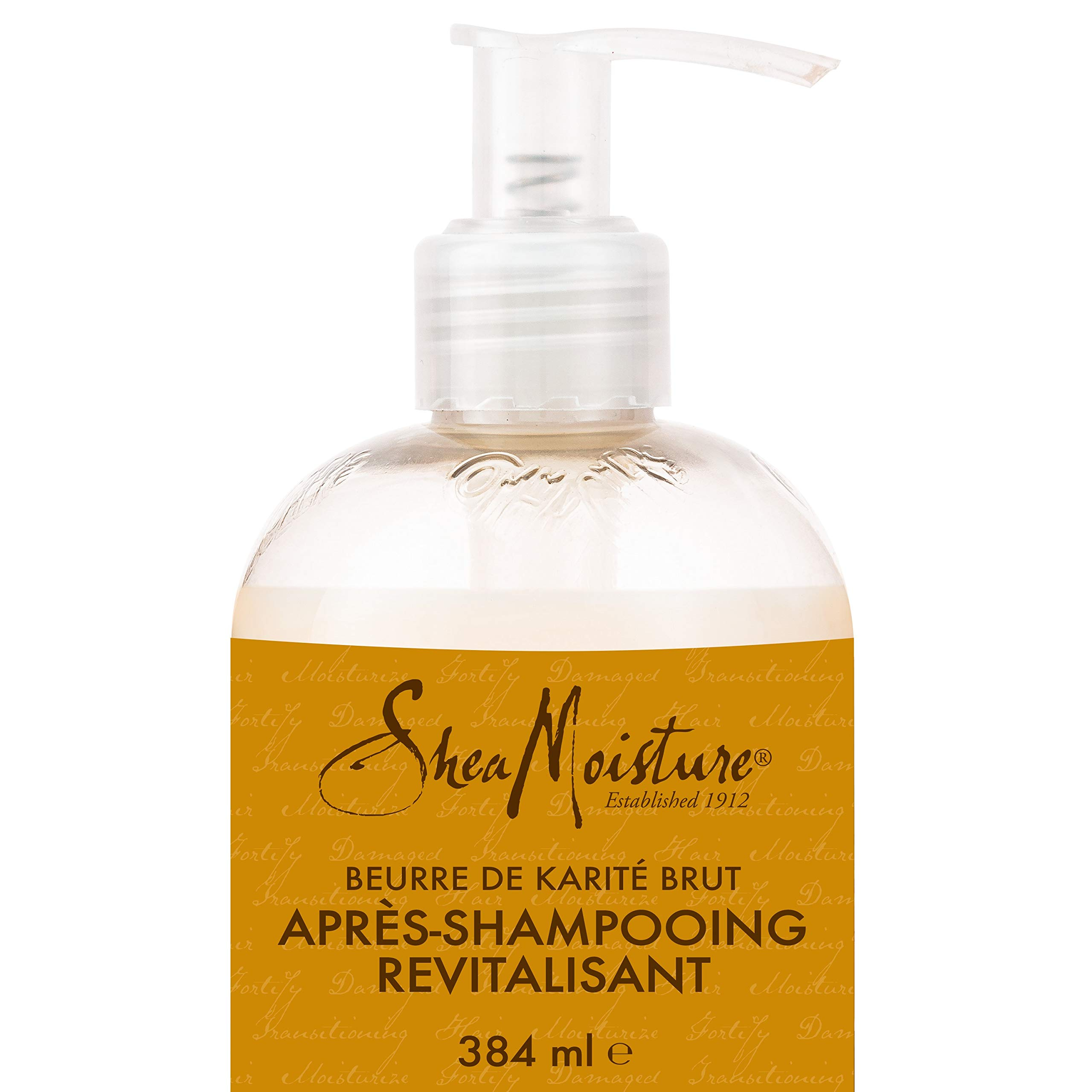 Shea Moisture Raw Shea Butter Restorative Conditioner, 379 ml