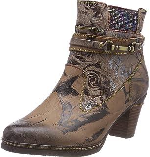 331eb123dd04 Laura Vita Damen Anna 128 Stiefeletten  Amazon.de  Schuhe   Handtaschen
