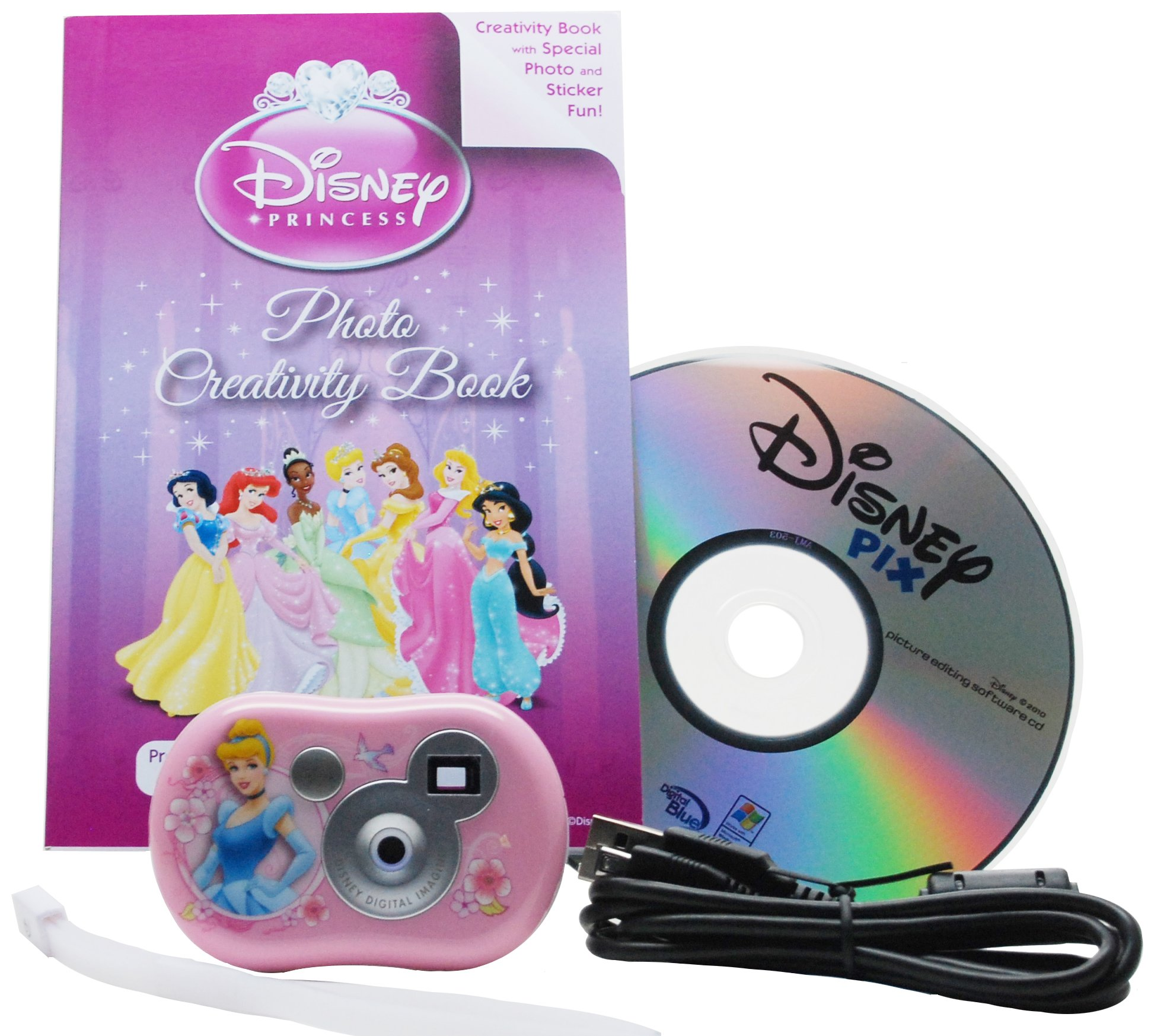 Digital Blue Disney Pix Camera Click Creativity Kit - Disney Princess by Digital Blue (Image #1)