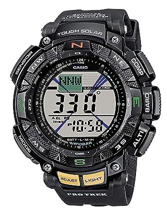 Casio PRG-240-1ER Pro Trek - Reloj para Hombre: Amazon.es: Relojes