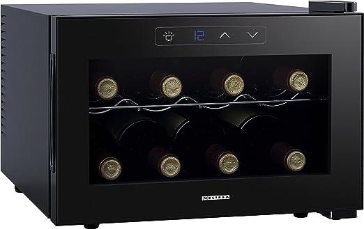 Mini Kühlschrank Für Wein : Melissa wein kühler deluxe für flaschen getränke