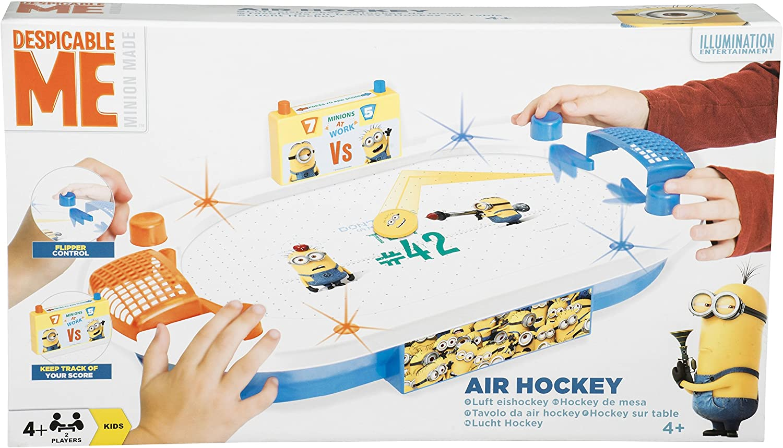 Minions Air Hockey: Amazon.es: Juguetes y juegos