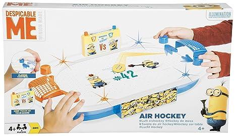 Amazon.com: Sambro Minions juego de HOCKEY de aire: Sports ...