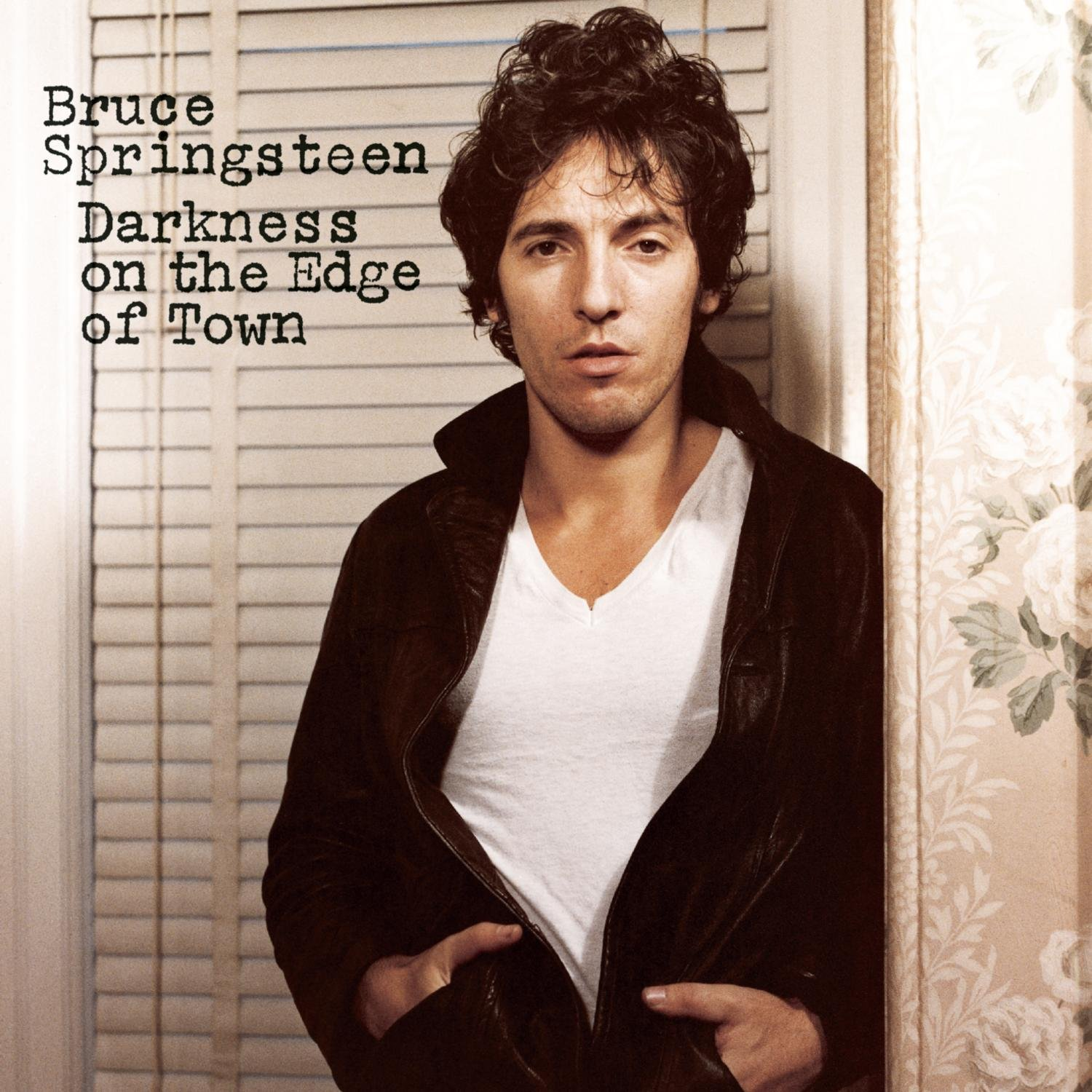 Image result for darkness on the edge of town bruce springsteen