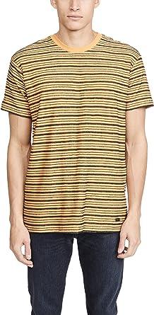RVCA Amenity - Camiseta de Manga Corta con Cuello Redondo para Hombre: Amazon.es: Ropa y accesorios