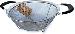 Culina Mesh Strainer Basket w/Handles - 9