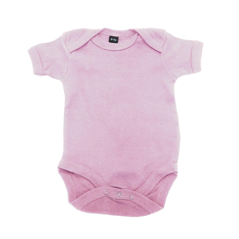 Babybugz Body para bebé/bebé y Toddlerwear azul Organic Cobalt Blue Talla:0-3 UTBC131_65