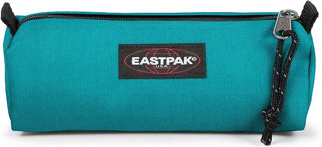Eastpak BENCHMARK Single Estuches, 20 cm, Turquesa (Surf Blue): Amazon.es: Equipaje