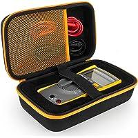 Case for Fluke 117/115/116/114/113/177/178/179 Digital Multimeter, Hard Travel Case Protective Cover Storage Bag