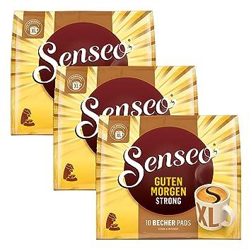 Senseo Kaffeepads Guten Morgen Strong Xl Stark Intensiv