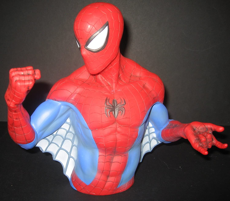 Spardose Unbekannt Marvel Spider-Man Bust Bank