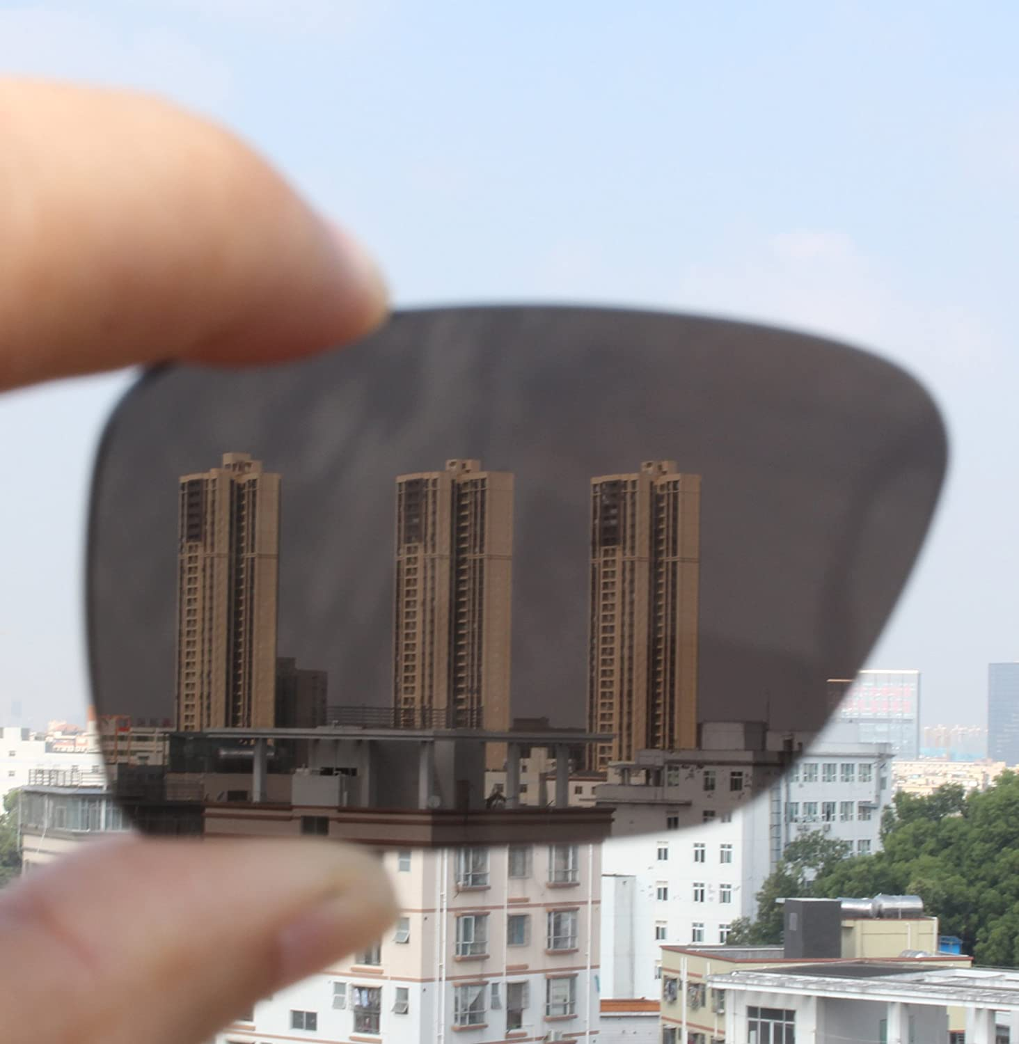 a1d790cf6cc COLOR STAY LENSES 2.0mm Thickness Polarized Replacement Lenses for Oakley  SI Ballistic Det Cord OO9253 ...
