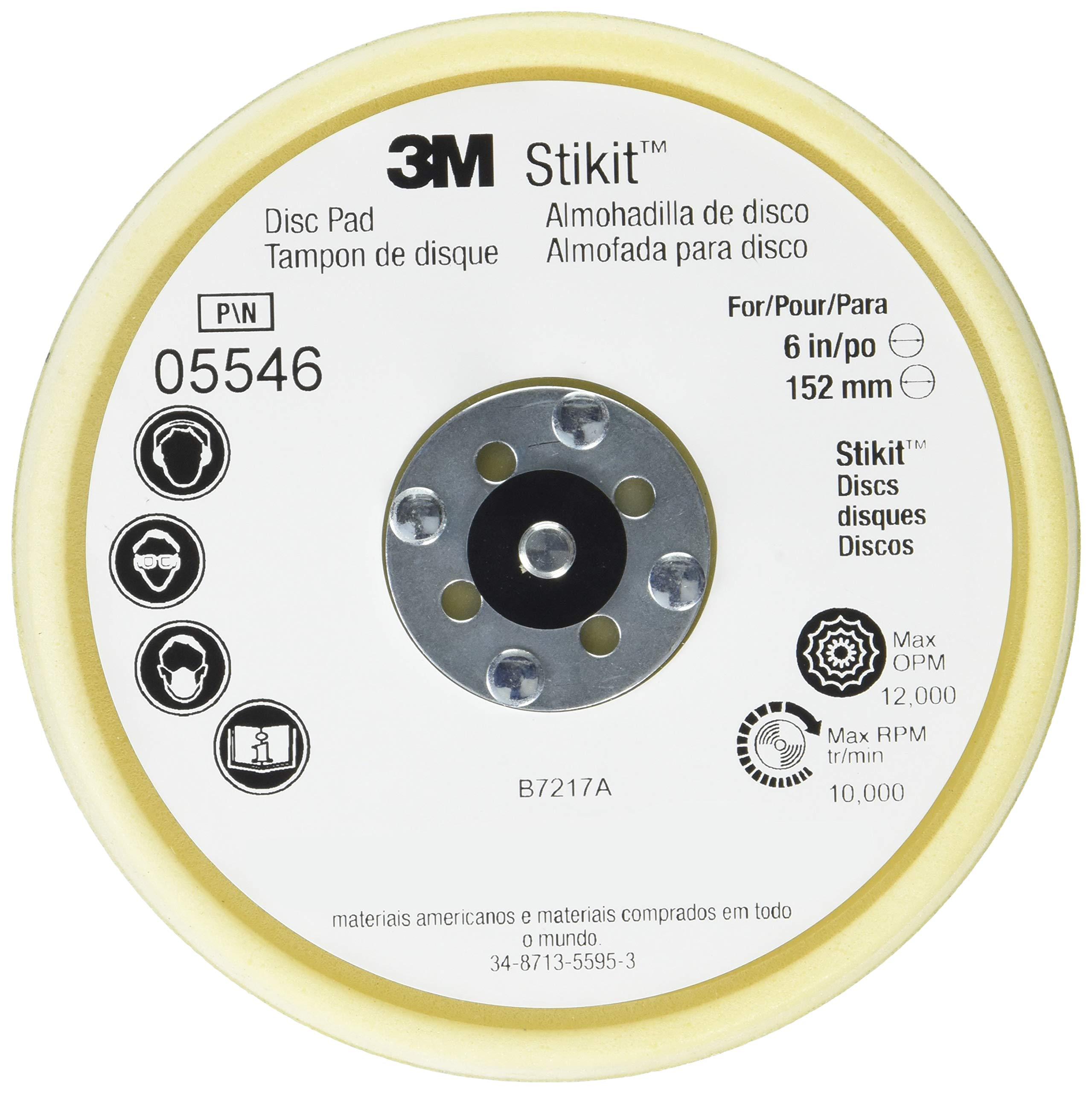 3M 5546 Low Profile Finishing Disc Pad