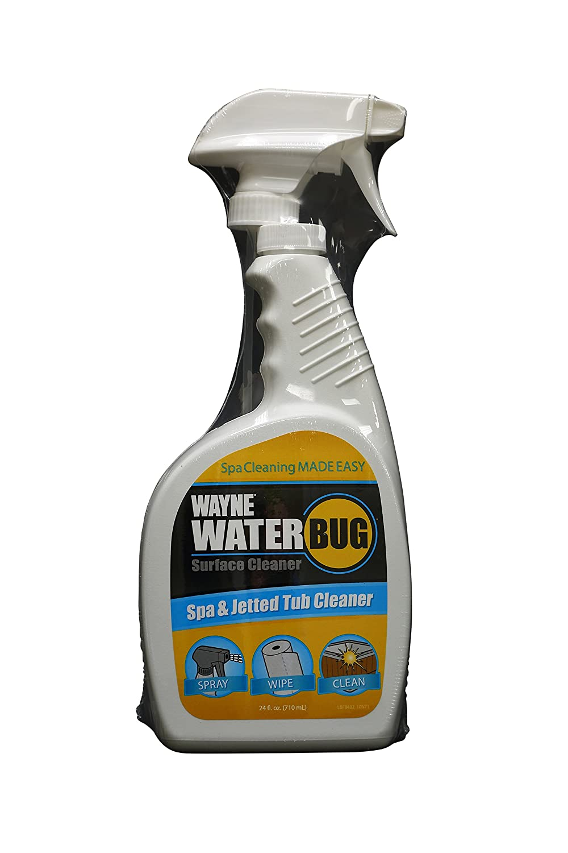 Wayne WaterBUG Spa and Jetted Tub Spray Cleaner - - Amazon.com