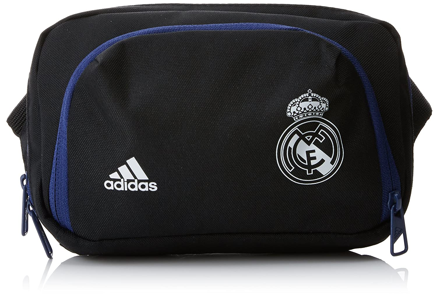 adidas Performance-Sacoche REAL MADRID ORGANISER Gris AA1073