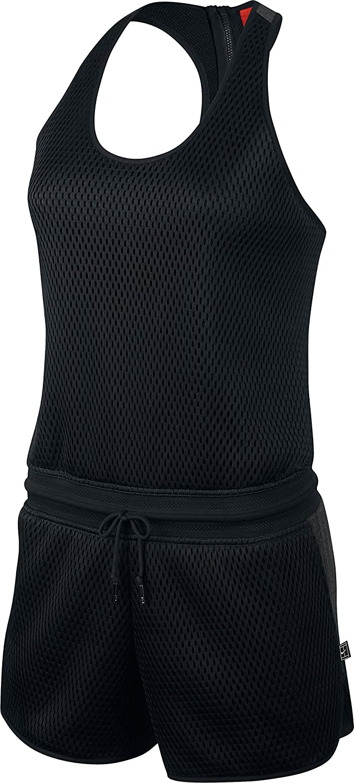 Nike Tennis Court Romper Black Size Small