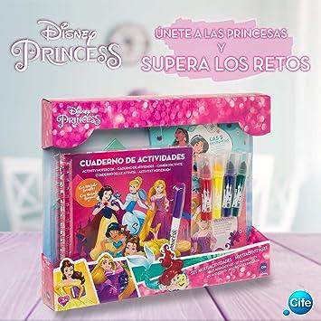 Disney Princesas Set Multiactividades (Cife Spain 41439 ...