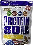Weider Nutrition Protein 80 Plus Vanilla Powder 500g