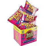 Rule Breaker Snacks, Deep Chocolate Brownie, Vegan, Gluten Free, Nut Free, Allergy Friendly, Kosher, Individually Wrapped 1.9
