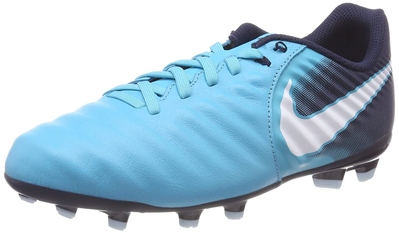 Nike 897725-414 Kids Jr. Tiempo Ligera IV (FG)