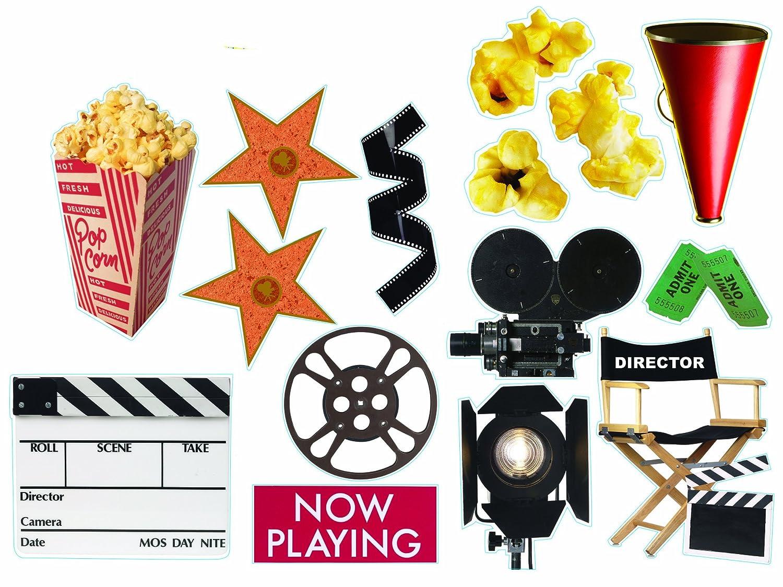 amazon com eureka movie theme deco kit 840312 themed classroom