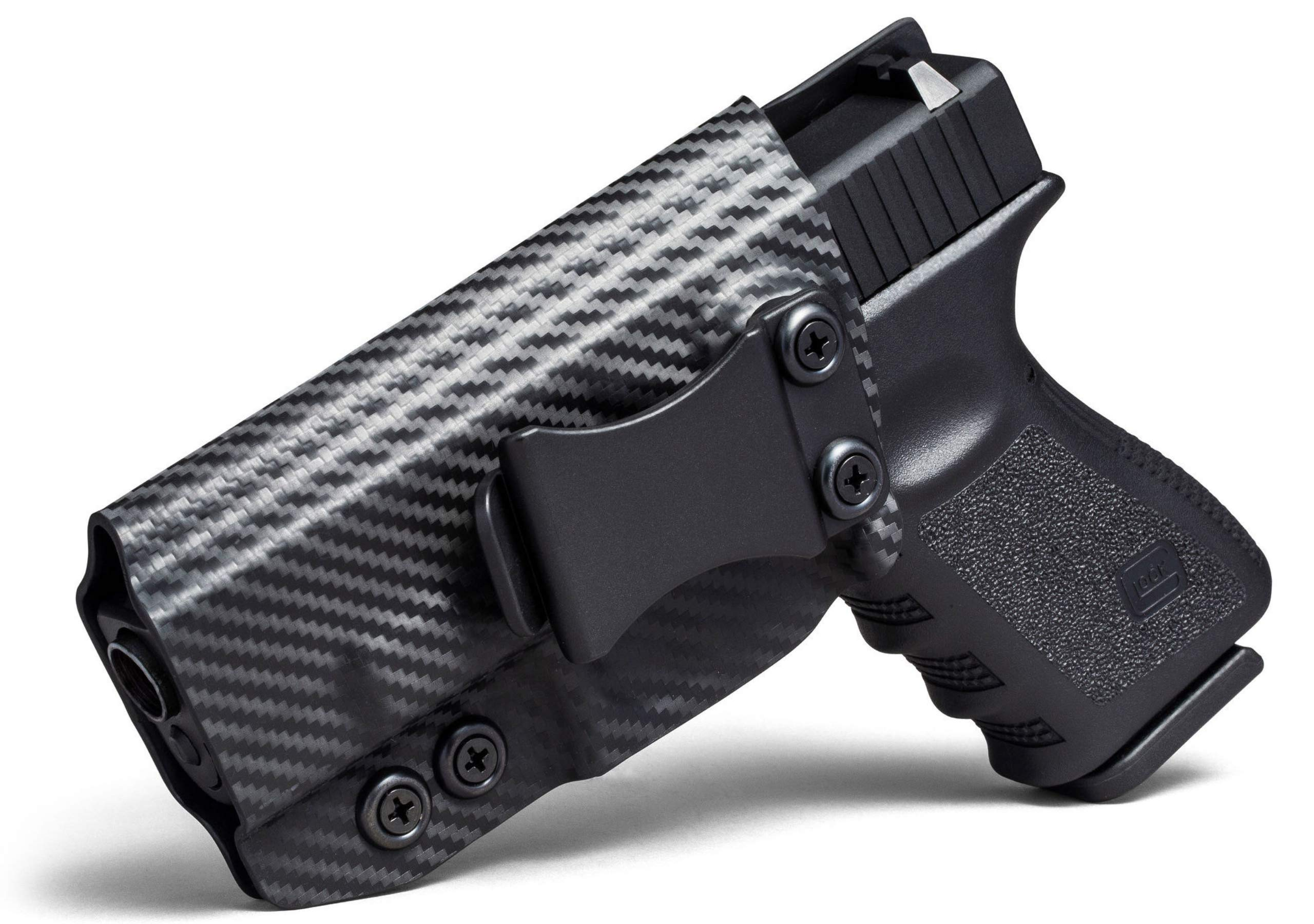 Concealment Express IWB KYDEX Holster: fits Jericho 941 PL9 Full Size Polymer Frame - Inside Waistband Concealed Carry - Adj. Cant/Retention - US Made - Claw Compatible by Concealment Express