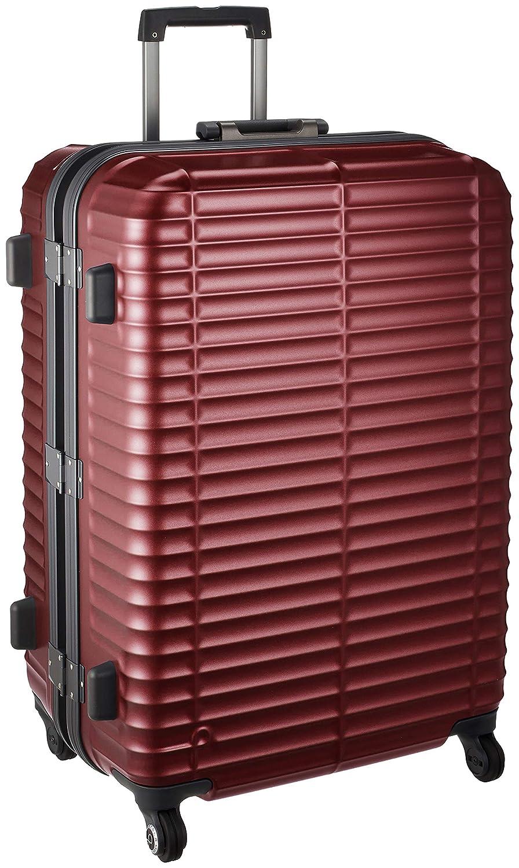 [プロテカ] スーツケース 日本製 ストラタム サイレントキャスター 保証付 95L 66 cm 5.4kg B07FNPHP4H コロナレッド