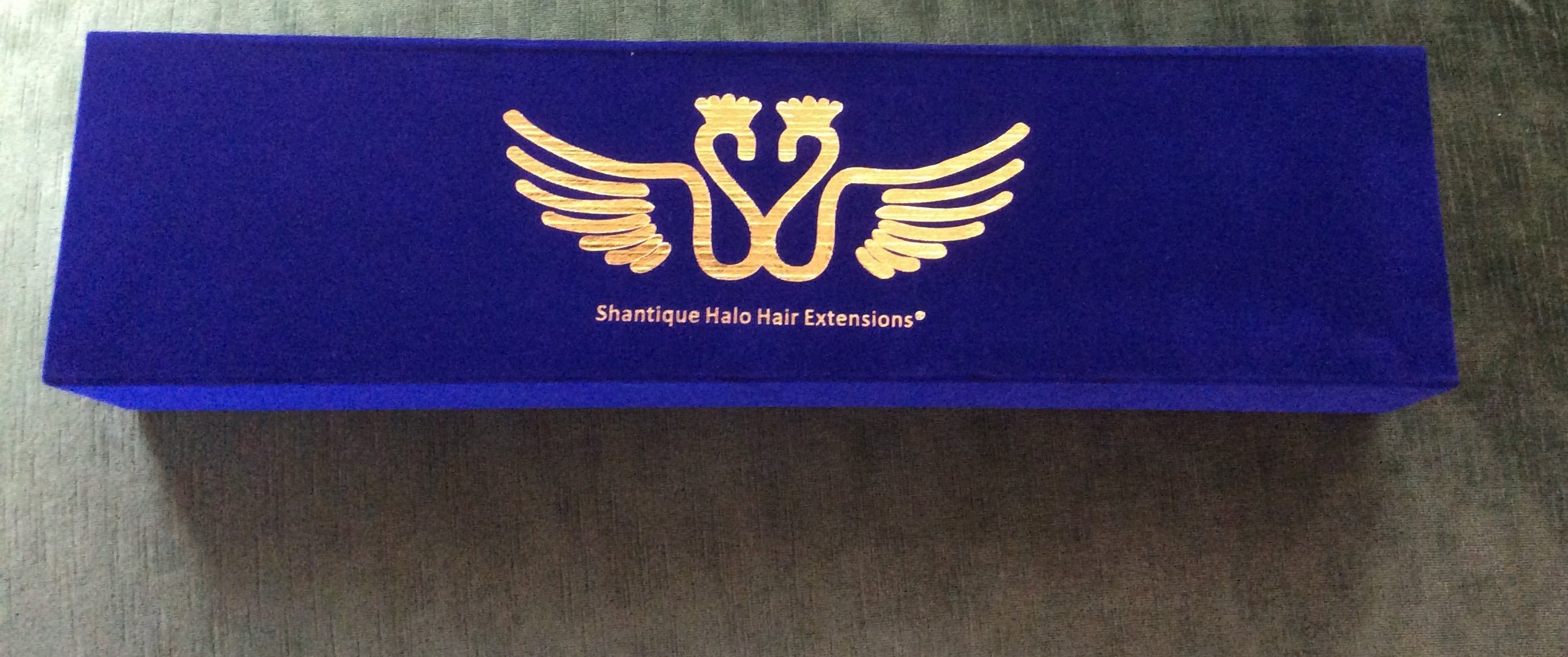 Shantique Halo Hair Extensions Color #12 Size 12''. Top Quality Virgin Remy 100% Unprocessed Brazilian Human Hair by Shantique Halo Hair Extensions (Image #6)