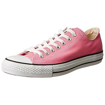 7d001c7734ad5d Converse Unisex Chuck Taylor All Star Ox Low Top Classic Pink Sneakers - 6  B(M) US Women   4 D(M) US Men