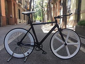 Gr/ö/ße 53 Mowheel FIX 3 Black Einhebelmischer Fixie//Single Speed