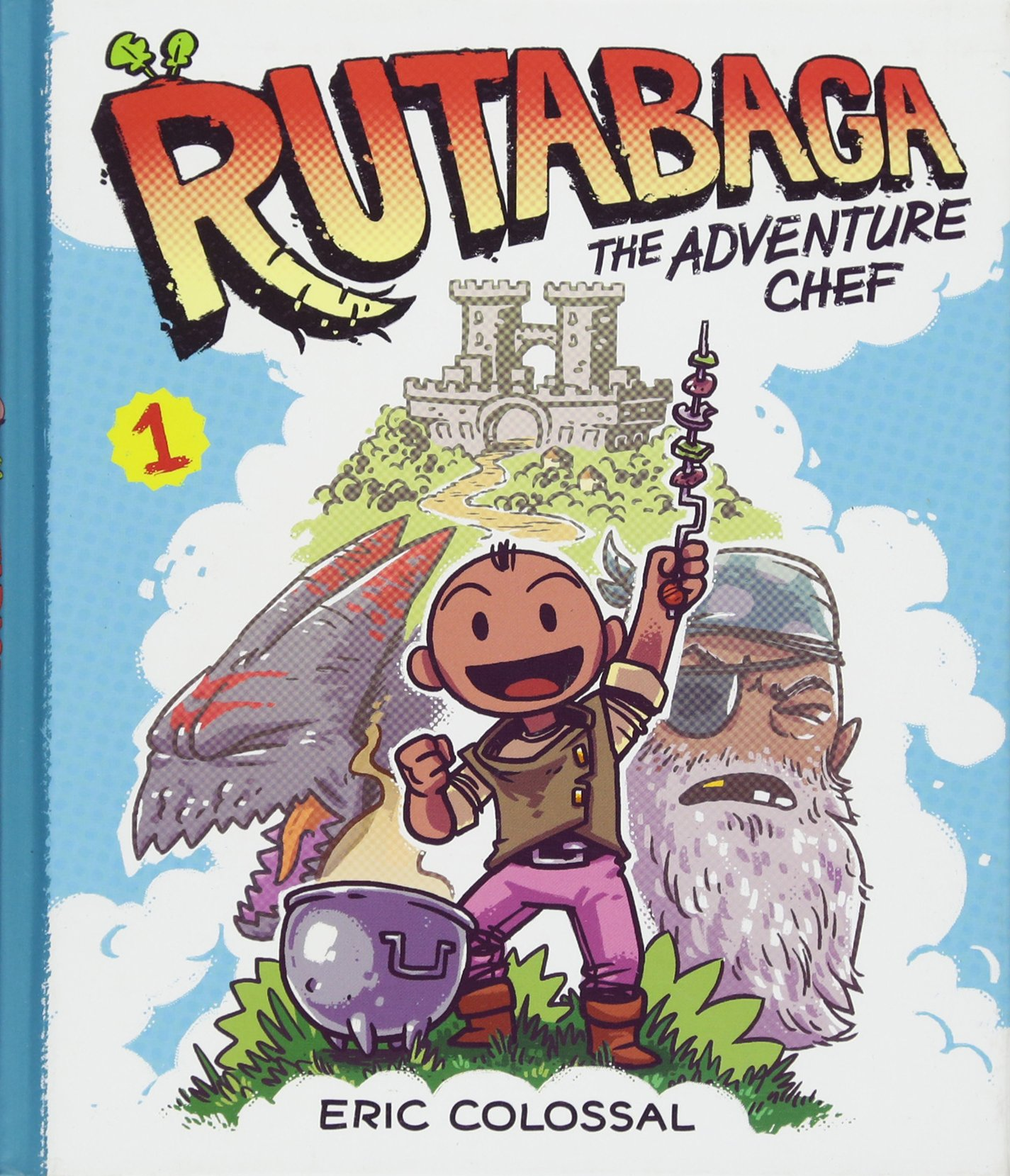Rutabaga the Adventure Chef: Book 1 by Harry N. Abrams (Image #1)