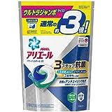 【大容量】アリエール 洗濯洗剤 パワージェルボール3D 詰め替え ウルトラジャンボサイズ 52個