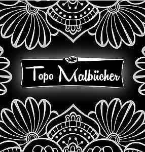 Topo Malbücher