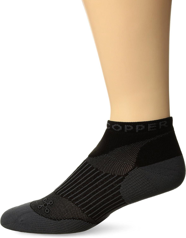 Tommie Copper mens Men's Athletic Ankle Sock