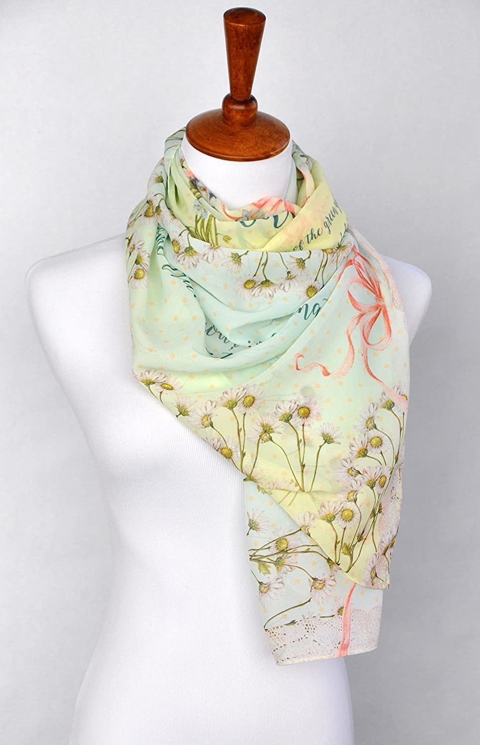 Anne of Green Gables Book Scarf, Anne Shirley Literary Scarf