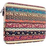 Plemo Bohemian Style - Funda para ordenador portátil de 15-15.6 pulgadas, multicolor