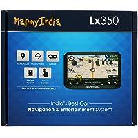 MapmyIndia MMI LX 350 Portable Navigation Device (Black Matte)