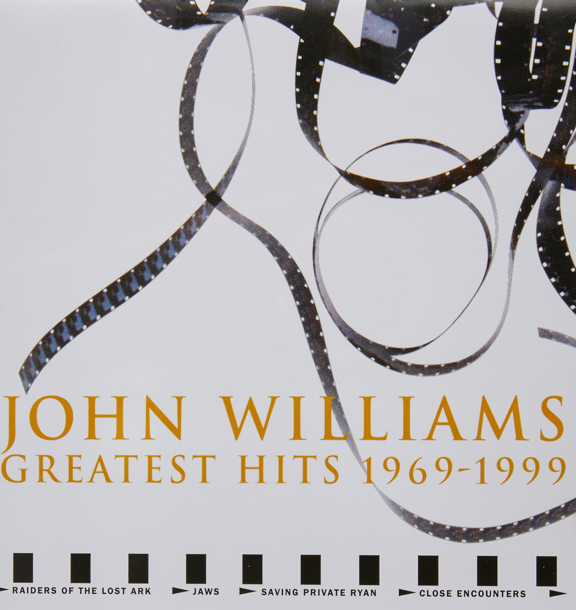 John Williams - Greatest Hits 1969 - 1999 by J.H. Williams Tool