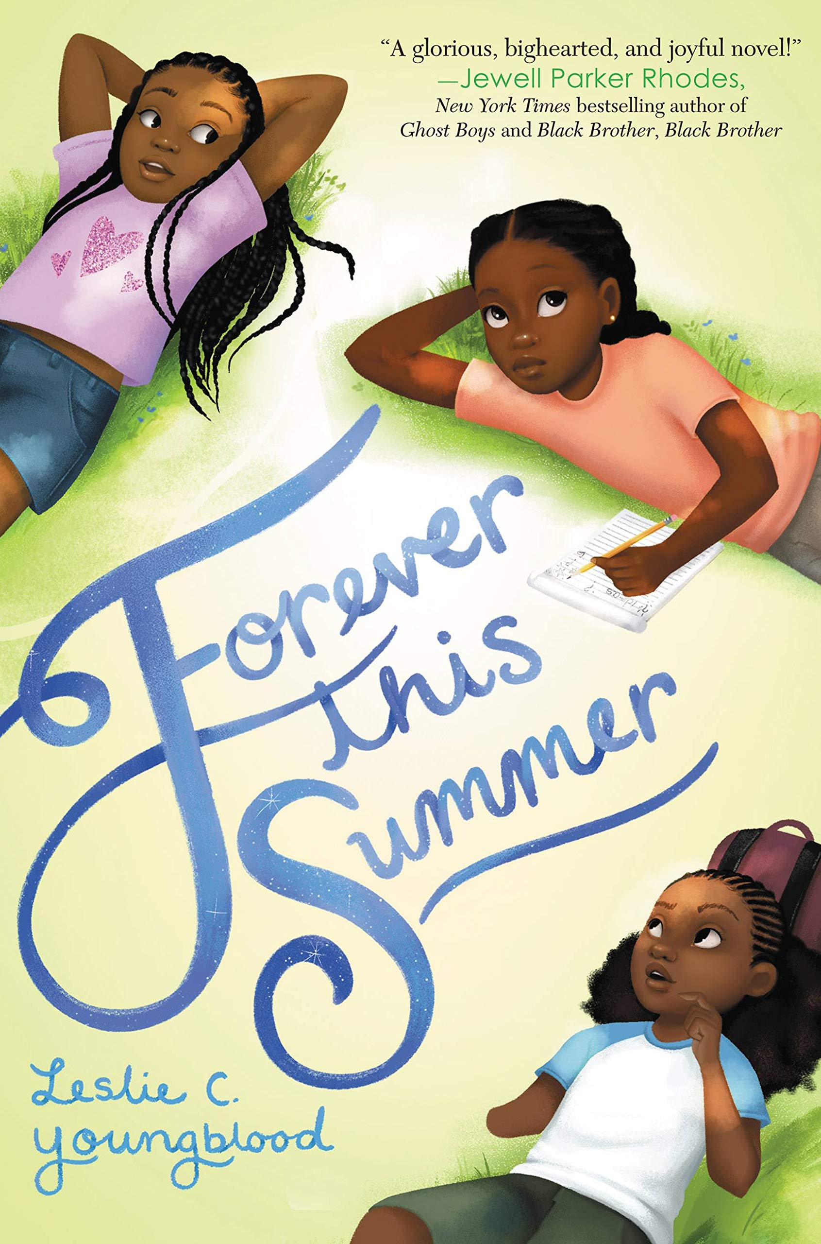 Forever This Summer (Love Like Sky): Youngblood, Leslie C.: 9780759555204:  Amazon.com: Books