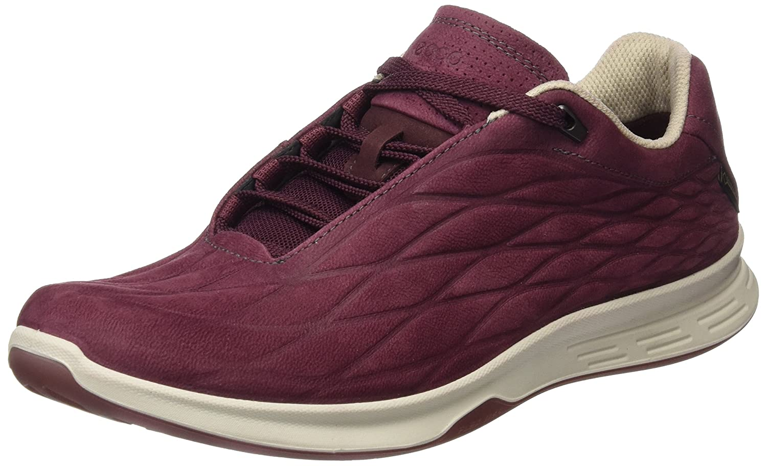 Red (Bordeaux 2070) ECCO Women's Exceed Low Fashion Sneaker