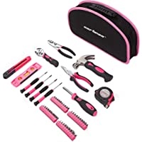 $23 » Cartman Pink 52Piece Tool Set Ladies Hand Tool Set
