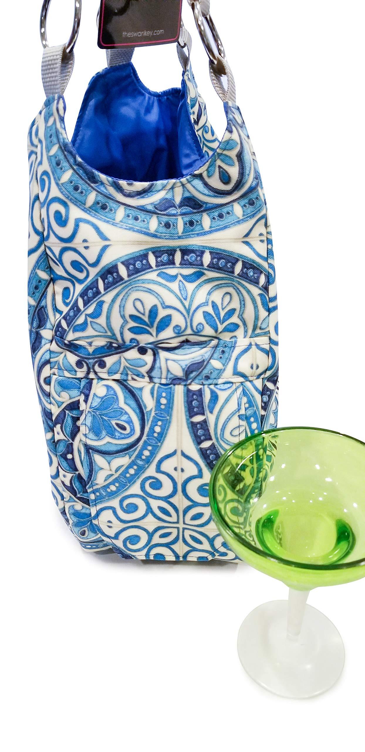 Blue Moon Swankey Beverage Tote